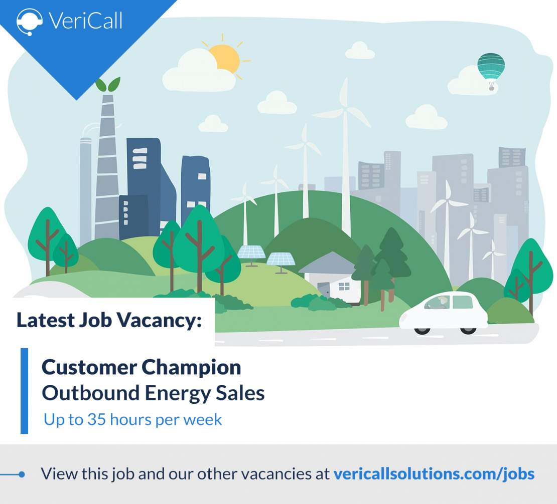 VeriCall announce major contract with one of the Big Six UK Energy providers