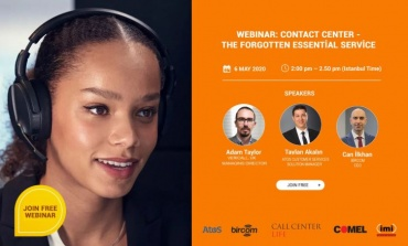 VeriCall CEO Adam Taylor hosting webinar on Contact Centres