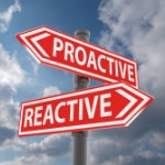 Become proactive