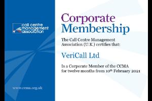 CCMA Corporate Member