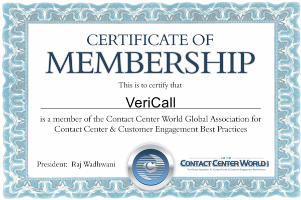 Contact Center Word Membeship